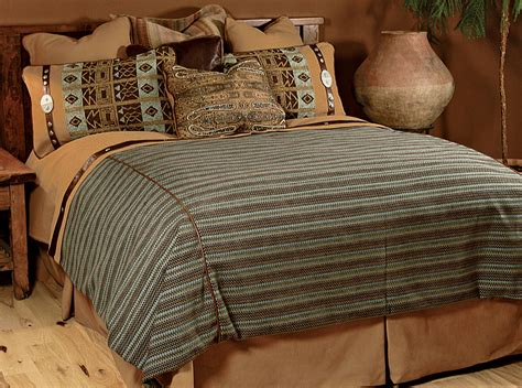 santa fe bedding santa fe bedding south western bedding rustic bedding