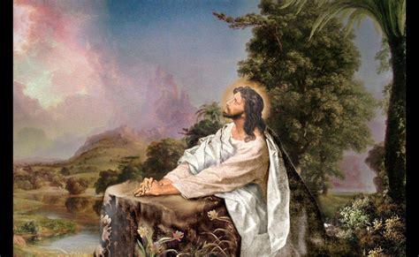 lukisan yesus wallpaper kristiani