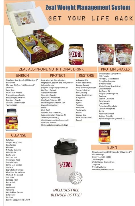 4 health weight management food 85 best images about zeal on health