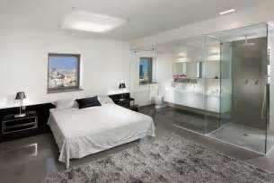 Master Bedroom Bathroom Designs by Open Bathroom Concept For Master Bedrooms
