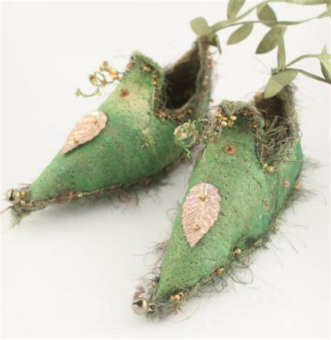 Green Apple Giwang shoes green gold belong to apple blossom twinkle