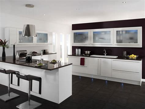And White Kitchen by Black And White Kitchens And Their Elements