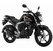 Yamaha FZ Version 20 Fi Panther Black