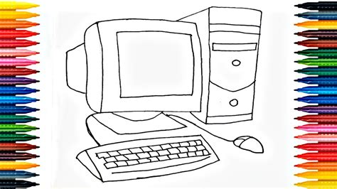 drawing on computer computer image drawing www pixshark images