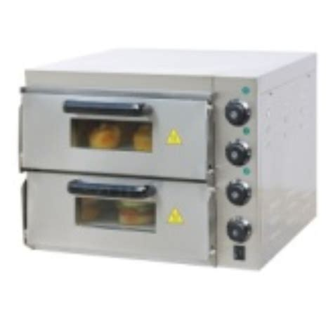 bench top ovens amalfi pizza 2l benchtop pizza twin deck oven