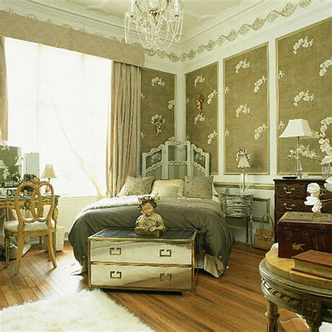 bedroom style glamorous and traditional bedroom interior home design