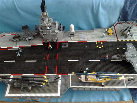 Fun Mugs lego aircraft carriers art
