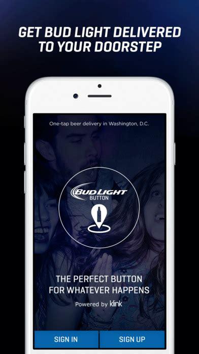 budweiser light app bud light button app android apk