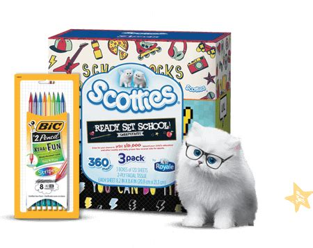 Scotties Sweepstakes - win 10 000 toward your child s education scotties sweepstakes
