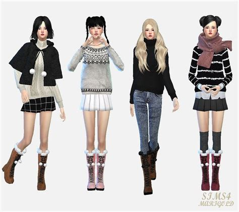 Be Cardigan Claury 15 best images about ts4 autumn on hoodie