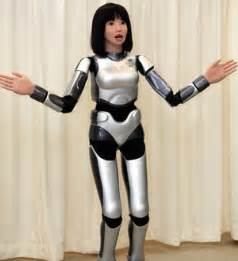 Robots the future of japan level c teacher jane