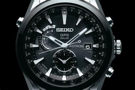 Jam Tangan Cowok Pria Seiko 5 Sports Original Snzf83 seiko introduce el gps en su modelo astron solar