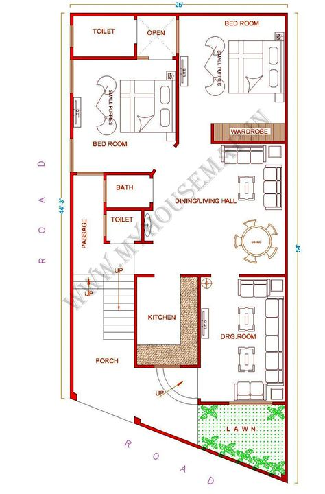House Layout Map | tags indian house map design sle house map