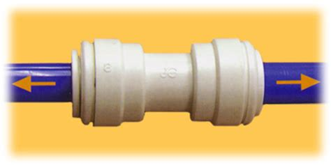 How To Remove Push On Plumbing Fittings by Guest Small Tubing Connect Fittings And Valves