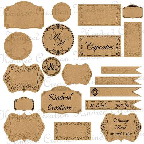 printable old labels vintage scrapbook printables www pixshark com images