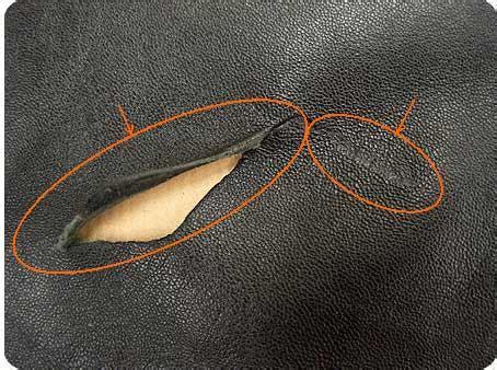 reparation canape simili cuir comment reparer accroc canape cuir la r 233 ponse est sur