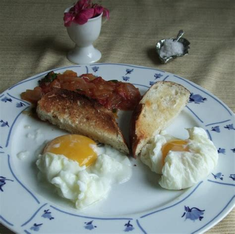 ate plastic wrapper lthforum easy poached eggs with a crispy risotto cake