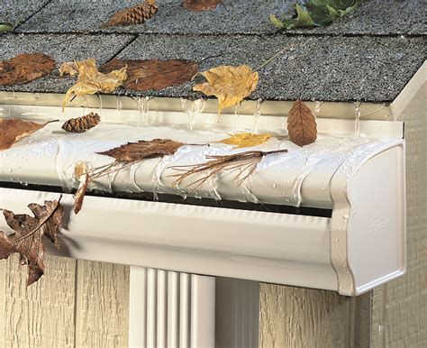 decorating with leaf guards how it works leaf guard of the southeast carolinas