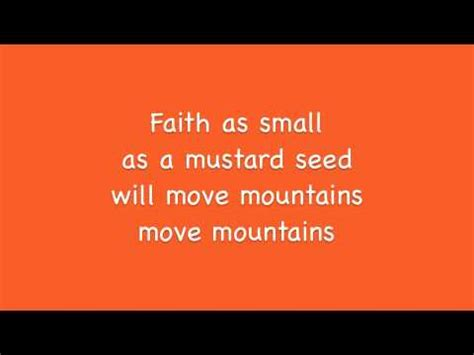 small as a mustard seed books faith as small as a mustard seed