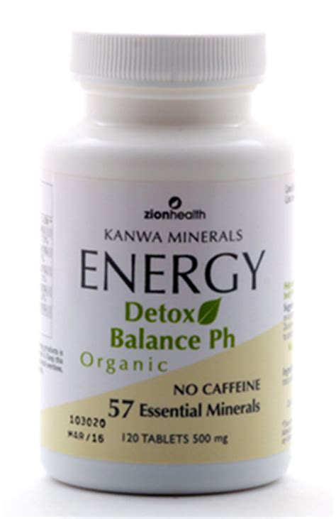 Detoxing From With Vitamin Regimien by Zion Health Announces Ancient Remedy Kanwa Herbal