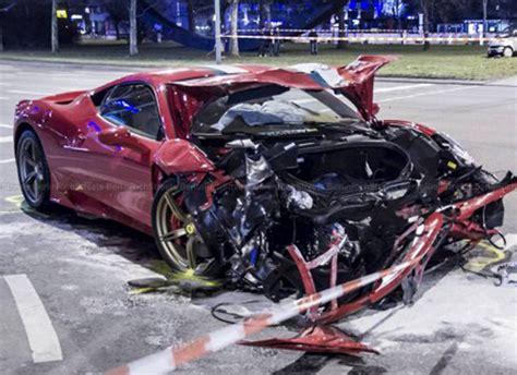 worst bugatti crashes worst supercar crashes