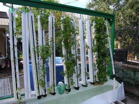 Diy Vertical Hydroponic Garden Towers Vertical Aquaponic System Visit My Personal Diy