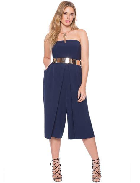 Trend Jumpsuit trend to try cropped jumpsuits stylish