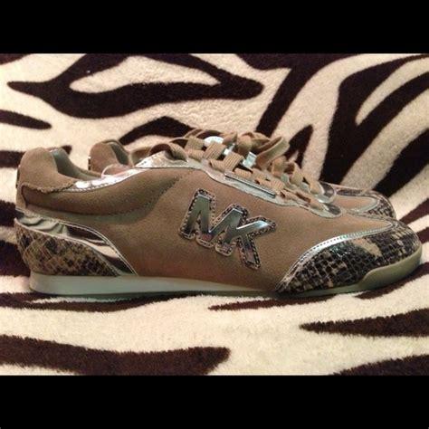 new michael shoes for michael kors new michael kors sneakers snakeskin