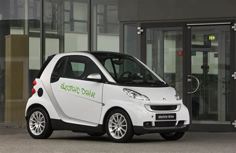 Tesla Smart The Smart Fortwo Ed Will Be Powered By Tesla Motors