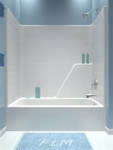 Shower And Bath In One Tub And Shower One Piece