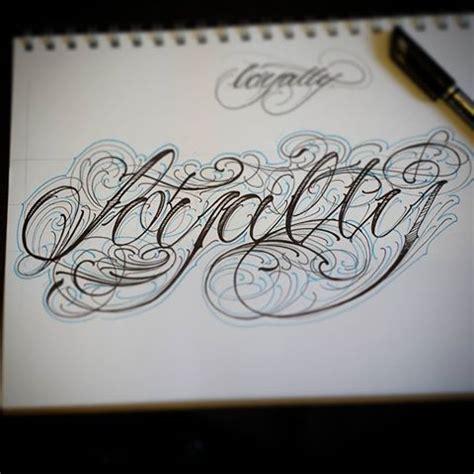 tattoo lettering loyalty rorycraig tattoo gmail com rorycraig tattoo instagram