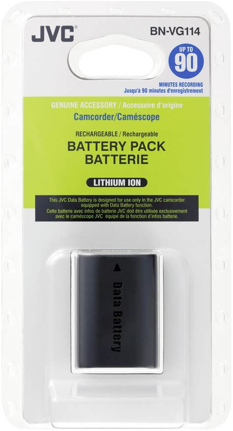 Jvc Aa Vg1 Charger batteries