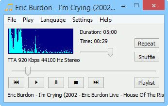 audio format tta how to play tta files tta player