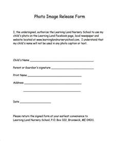 print release template doc 708738 sle print release form exle