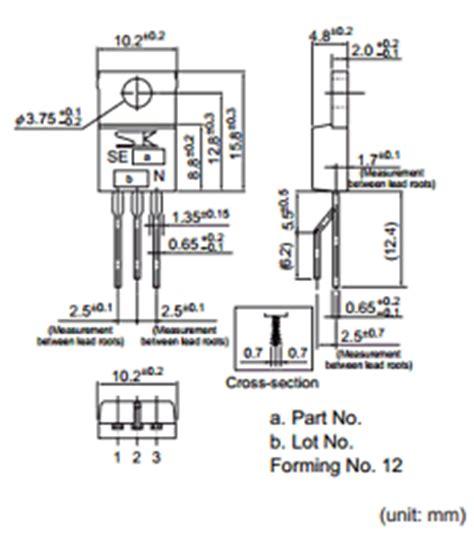 transistor se110 datasheet se110n datasheet pdf sanken datasheetcafe