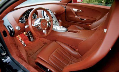 bugatti interior bugatti pictures images