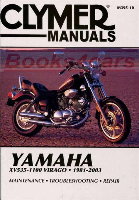 1985 yamaha virago xv1000 wiring diagram virago