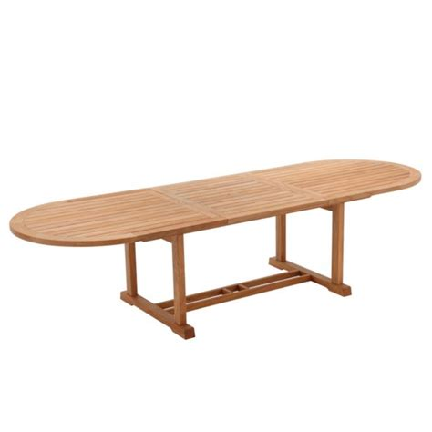 Oval Teak Dining Table Bristol Large Oval Teak Extending Dining Table Frontgate