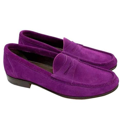 purple loafers for tom ford purple suede loafers for sale at 1stdibs