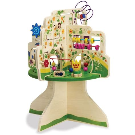 Toddler Activity Table by Tree Top Adventure Toddler Activity Table Educational
