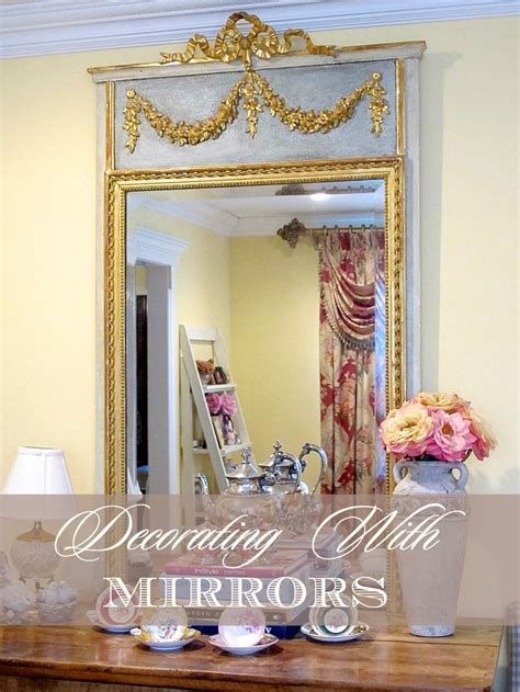 country style mirrors home decor 54 best images about trumeau on pinterest louis xvi