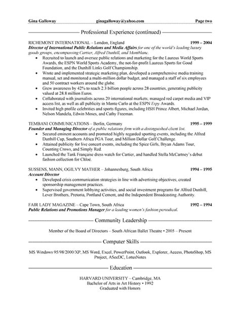 Resume Help Summary Of Qualifications by Resume Qualifications Summary Resume Badak