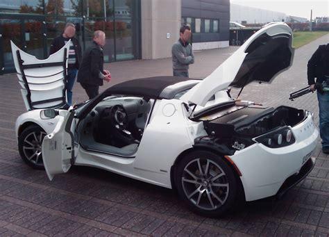 tesla roadster hacia el coche el 233 ctrico cenit
