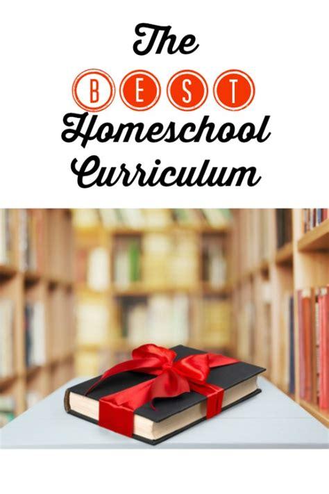 the best homeschool curriculum the best homeschool curriculum generation