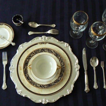 rules  civility dinner etiquette formal dining