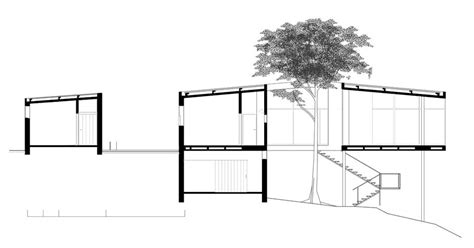 House Plans With Courtyard by Glass House Lina Bo Bardi Archeyes