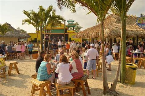 Tiki Bar Delaware Tiki Bar Picture Of Paradise Grill Neck Tripadvisor