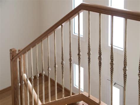 barandilla forja torneados fuentespalda barandillas y escaleras de madera