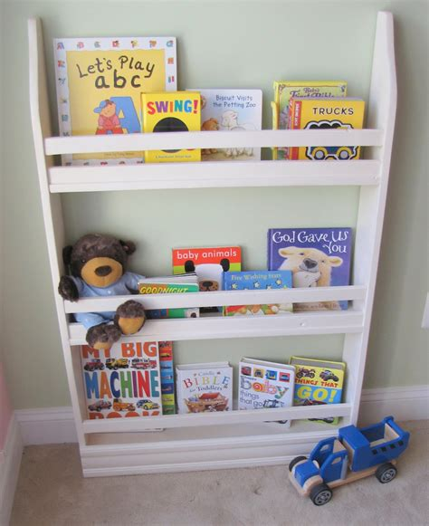 pdf diy plans to build a children bookcase plans