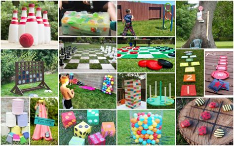 diy backyard fun clever diy ideas for loads of backyard fun this summer